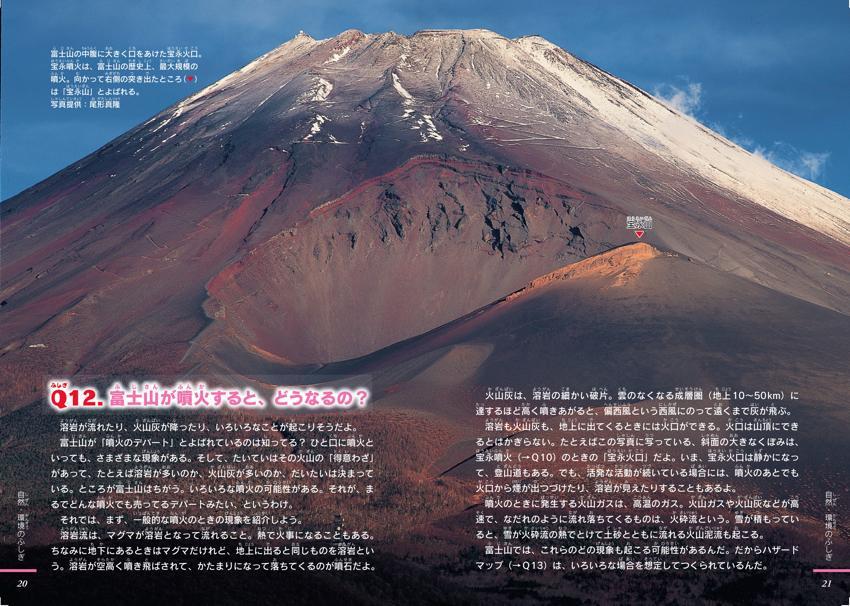 富士山のふしぎ100 〜日本一の山 世界遺産・富士山のなぜ〜